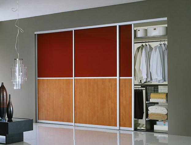 алюминиевая система для шкафов-купе