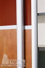алюминиевая система для шкафов-купе coral absolut