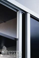 алюминиевая система для шкафов-купе laguna absolut